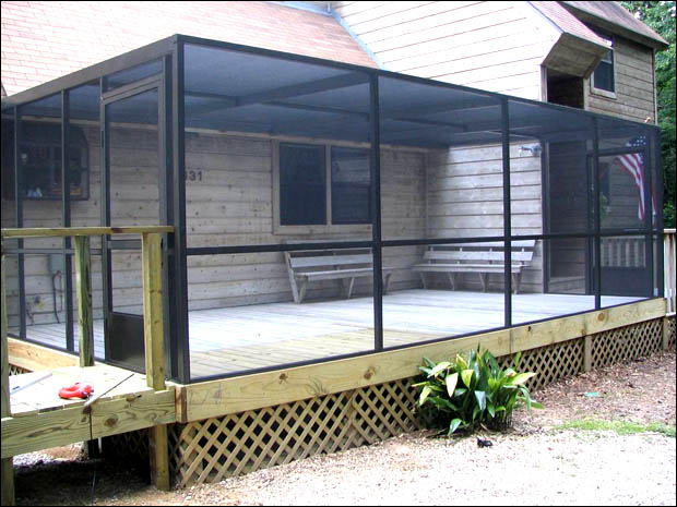 How to screen a porch joy studio design gallery best for Screened in rooms
