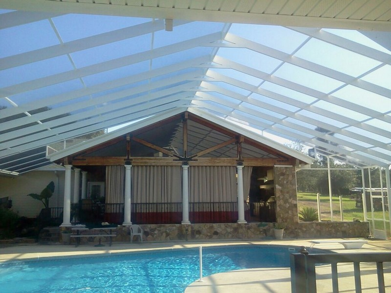 Florida Fence & Screen | Florida Screen Rooms | Patio Roofs, Pool ...